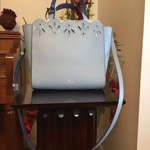 kate spade Bags - Kate Spade Magnolia Street Eyelet Mini Mina Bag